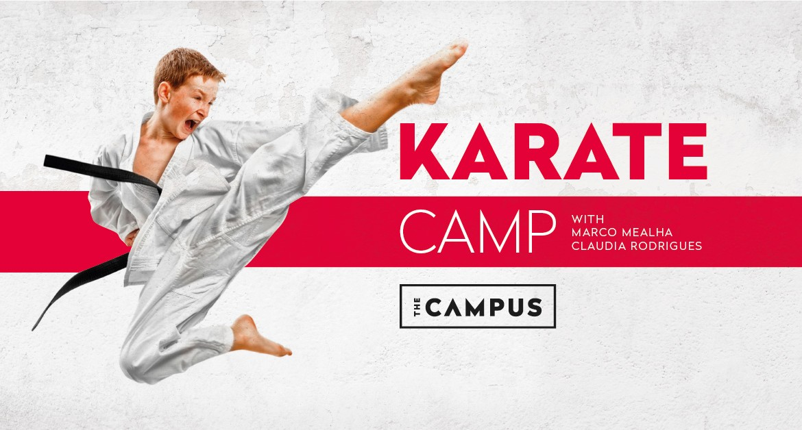 TheCampus Karate Camp